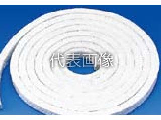 素晴らしい品質 VALQUA/日本バルカー工業 8132-22mm×3m:エムスタ 特殊繊維系グランドパッキン-DIY・工具
