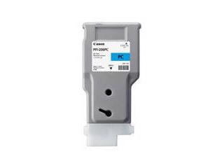 CANON/キヤノン インクタンク 顔料フォトシアン PFI-206 PC 5307B001