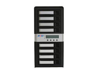 ARECA ThunderBolt3 x2 Display Port x1 8台搭載モデル ARC-8050T3-8