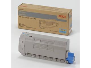 OKI/沖データ トナーカートリッジ(大) シアン (C712dnw) TC-C4CC2