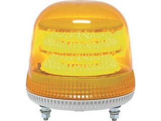 NIKKEI/日惠製作所 ニコモア VL17R型 LED回転灯 170パイ 黄 VL17M-200AY