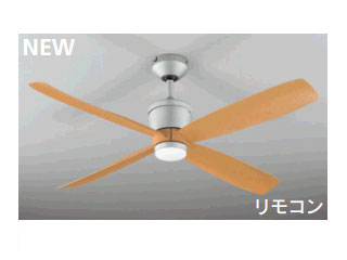 ODELIC/オーデリック WF081 LEDシーリング DCモーターファン 器具本体【パイプ吊り】