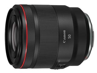 CANON/キヤノン RF5012LU RF50mm F1.2L USM 大口径・標準単焦点レンズ 【2959C001】