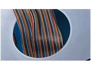 HellermannTyton/ヘラマンタイトン 電線保護材:自在ブッシュ 標準グレード (乳白色) 100本入り TG-045