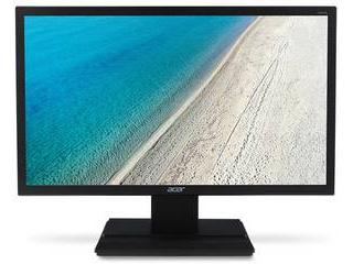 Acer/エイサー 23.8型ワイド液晶ディスプレイ V246HYLCbid (VA/フルHD/5ms/ミニD-Sub 15ピン・HDMI・DVI)