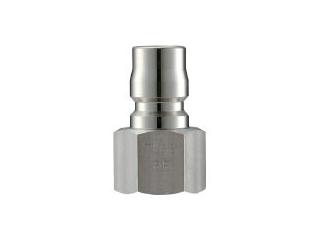 NAGAHORI/長堀工業 NAC/ナック クイックカップリング TL型 ステンレス製 オネジ取付用 CTL12PF3