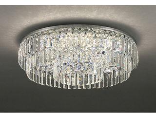 ODELIC/オーデリック OC257135BC LEDシャンデリア クリスタルガラス【~12畳】【Bluetooth 調光・調色】※遠赤外線リモコン付属