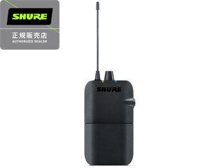 【nightsale】 SHURE/シュアー PSM300 ワイヤレスボディパック型受信機 【国内正規品】【P3R】 【人気商品につき納期約1ヶ月程度かかります】【PSM300SERIES】 【RPS160228】
