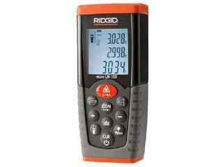Ridge Tool/リッジツール RIDGID/リジッド 距離計 LM100 36158