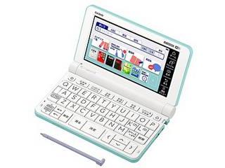 カシオ計算機 電子辞書 EX-word XD-SX4800(220コンテンツ/高校生モデル/グリーン) XD-SX4800-GN