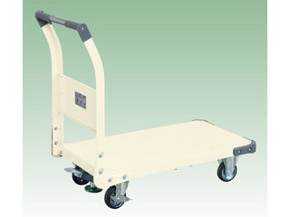 SAKAE/サカエ 【代引不可】特製四輪車 フロアストッパー付 TAN-22FI