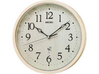 セイコー 報時電波掛時計 天然色 RX215A