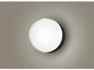 Panasonic/パナソニック LGWC81337LE1 LEDポーチライト オフブラック【昼白色】【明るさセンサ付】【壁直付型】