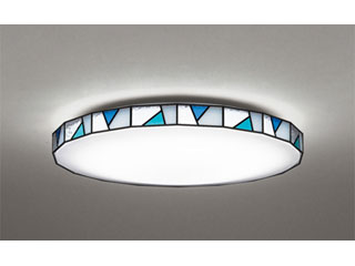 ODELIC/オーデリック SH8285LDR LEDシーリングライト ステンド調【~8畳】リモコン付