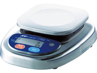 A&D/エー・アンド・デイ 【代引不可】防塵防水デジタルはかり(検定付・1区) HL1000IWP-K-A1