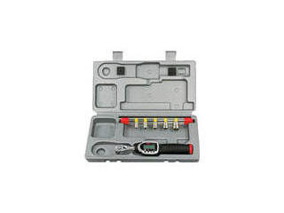 KYOTO TOOL/京都機械工具 KTC 9.5sq.ソケットレンチセット デジラチェモデル[6点組] TB306WG2