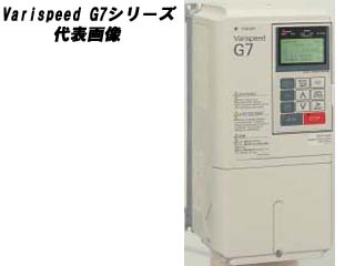 YASKAWA/安川電機 【代引不可】CIMR-G7A20450 本格ベクトル制御インバータ (200V級)