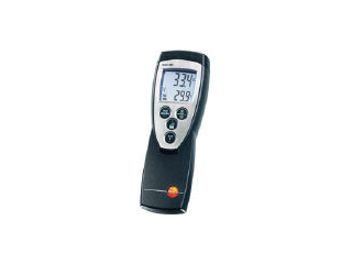 testo/テストー コンパクトクラスK熱電対温度計 TESTO925