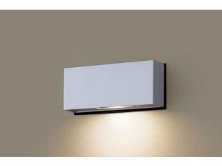 Panasonic/パナソニック LGW46161LE1 LED表札灯 シルバーメタリック【電球色】【壁直付型】