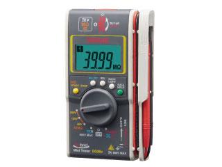 sanwa/三和電気計器 ハイブリッドミニテスタ(3レンジ絶縁抵抗計+クランプ) DG36A