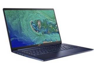 Acer エイサー 15.6型ノートPC(Core i5-8265U/8GB/512GB SSD/Windows 10 Home/チャコールブルー) SF515-51T-H58Y/B