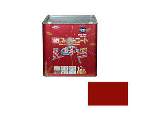 ASAHIPEN/アサヒペン 油性スーパーコート 10L 赤さび