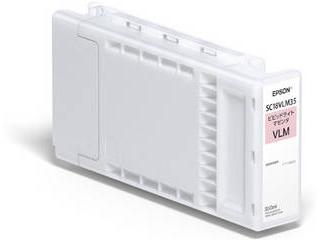 EPSON/エプソン SureColor用 インクカートリッジ/350ml(ビビッドライトマゼンタ) SC18VLM35