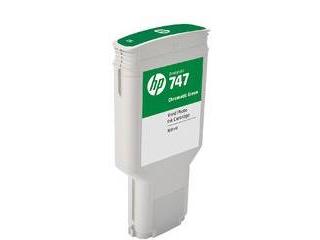 HP(Inc.) HP 747 インク CRグリーン 300ml