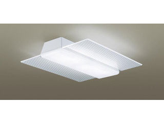 Panasonic/パナソニック LGBZ2188 LEDシーリングライト パネル付型 透明・模様入【調光調色】【~10畳】【天井直付型】
