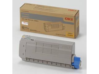 OKI/沖データ トナーカートリッジ イエロー (C712dnw) TC-C4CY1