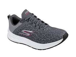 SKECHERS/スケッチャーズ GO RUN FORZA 3 (CCPK)CHARCOAL/PINK/23cm