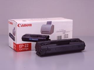 CANON/キヤノン EP-22トナーカートリッジ(LLFEC85)