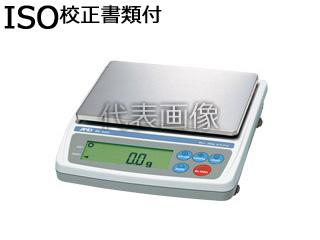 A&D/エー・アンド・デイ 【代引不可/キャンセル不可】パーソナル天びん EK-3000i ISO校正書類付