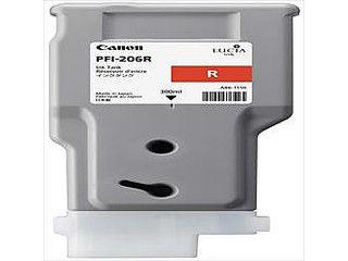 CANON/キヤノン 【純正】インクタンク 顔料レッド PFI-206 R 5309B001