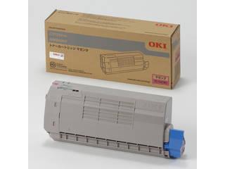OKI/沖データ トナーカートリッジ マゼンタ (C712dnw) TC-C4CM1