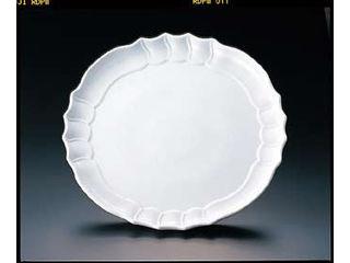 Royale ロイヤル オーブンウェアー 丸皿バロッコ/50PG850-50