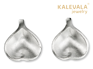 KALEVALA jewelry/カレワラジュエリー Made in Helsinki Eira(ヘルシンキ・エイラ製) フックタイプピアス 2668650T