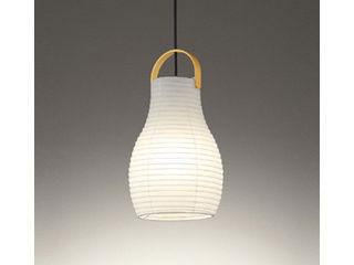 ODELIC/オーデリック OP252474BC 和LEDペンダントライト 竹・和紙【Bluetooth 調光・調色】※リモコン別売