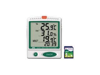 A&D/エー・アンド・デイ デジタル温湿度SDデーターロガー AD5696