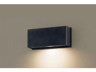 Panasonic/パナソニック LGW46162LE1 LED表札灯 オフブラック【電球色】【壁直付型】