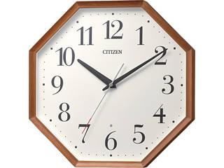 シチズン シチズン 木枠電波掛時計  8MY529006, 安心と信頼のブランドshopルーチェ:5b808900 --- officewill.xsrv.jp