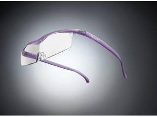 Hazuki Company/ハズキ 【Hazuki/ハズキルーペ】メガネ型拡大鏡 コンパクト クリアレンズ 1.85倍 ニューパープル 【ムラウチドットコムはハズキルーペ正規販売店です】