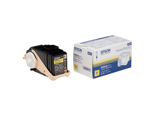 EPSON/エプソン LPC3T18YV LP-S7100用 環境推進トナー/イエロー/Mサイズ 納期にお時間がかかる場合があります