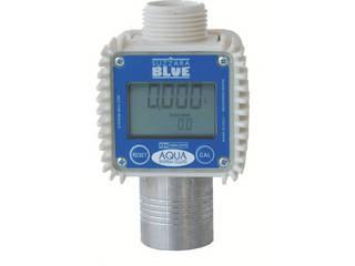 AQUA/アクアシステム アドブルー・水用簡易流量計 (電池式) TB-K24-AD