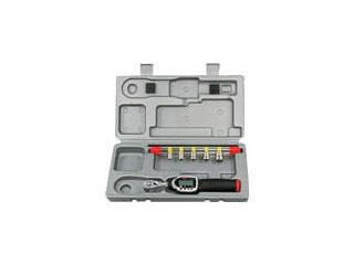 KYOTO TOOL/京都機械工具 【KTC】12.7sq.ソケットレンチセット デジラチェモデル[6点組]/TB406WG1