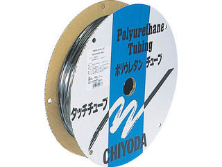 CHIYODA/千代田通商 TEタッチチューブ 8mm/100mオレンジ TE-8-100 OR