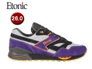 Etonic/エトニック EMLJ17-08-117 STABLE BASE UNISEX 【26.0】(PPL/BLK/GRY)
