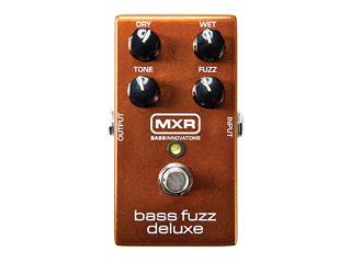 Jim Dunlop/ジム ダンロップ Bass Fuzz Deluxe M84 ベース用ファズ