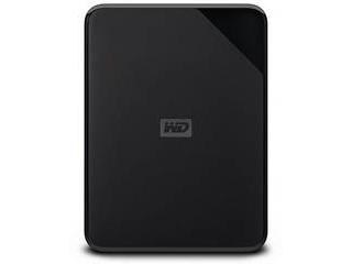 I・O DATA アイ・オー・データ USB3.0対応ポータブルハードディスク WD Elements SE Portable 5TB WDBJRT0050BBK-JESN