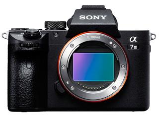 SONY/ソニー 【納期未定】ILCE-7M3  デジタル一眼カメラ α7 III ボディのみ アルファ